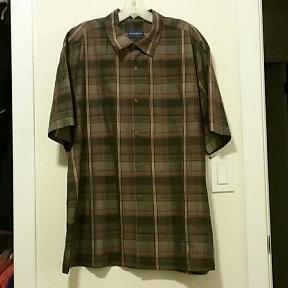 c4ce8bd50d5913 NWT Tommy Bahama silk shirt